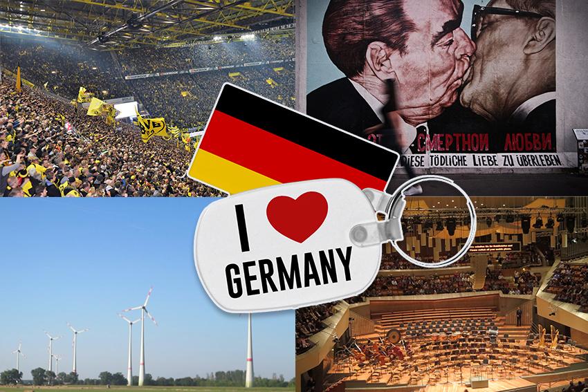 ドイツの魅力