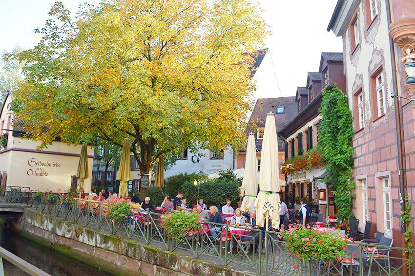 Freiburg-insel
