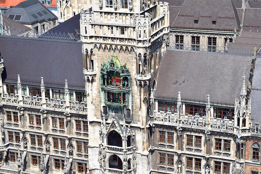 München-cityhall-Glockenspiel